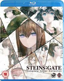 Steins Gate: The Complete Series (Import Blu-ray)