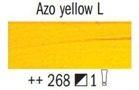 Van Gogh Oil Colour 60ml Tube - Azo Yellow L (268)