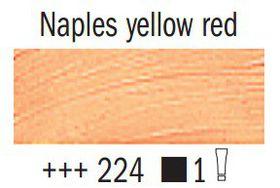 Van Gogh Oil Colour 60ml Tube - Naples Yellow Red (224)