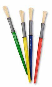 Melissa & Doug Medium Paint Brushes - Set of 4