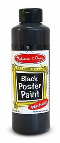 Melissa & Doug Poster Paint - Black