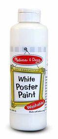 Melissa & Doug Poster Paint - White