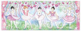 Melissa & Doug Bella Ballerina Floor Puzzle - 48 Piece