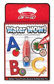 Melissa & Doug Water Wow - Letters