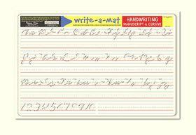 Melissa & Doug Handwriting Write-A-Mat - Bundle of 6
