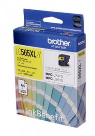 Brother LC569XL-Y Yellow Ink Cartridge