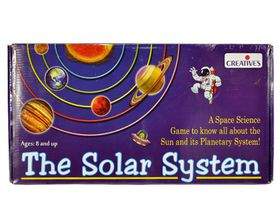 Creatives Toys The Solar System