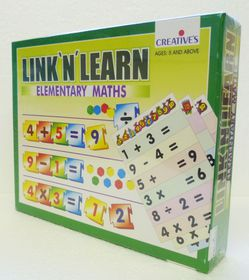 Creatives Toys Link 'n Learn Maths