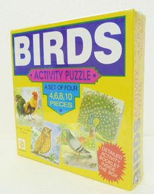Creatives Toys Activity Puzzle Birds