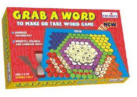 Creatives Toys Grab A Word