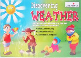 Creatives Toys Discovering Weather