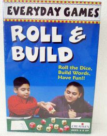 Creatives Toys Everyday Games - Roll and Build