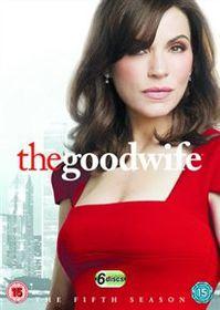The Good Wife: Season 5 (Import DVD)