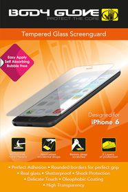 Body Glove Apple iPhone 6/6s Tempered Glass Screen Guard