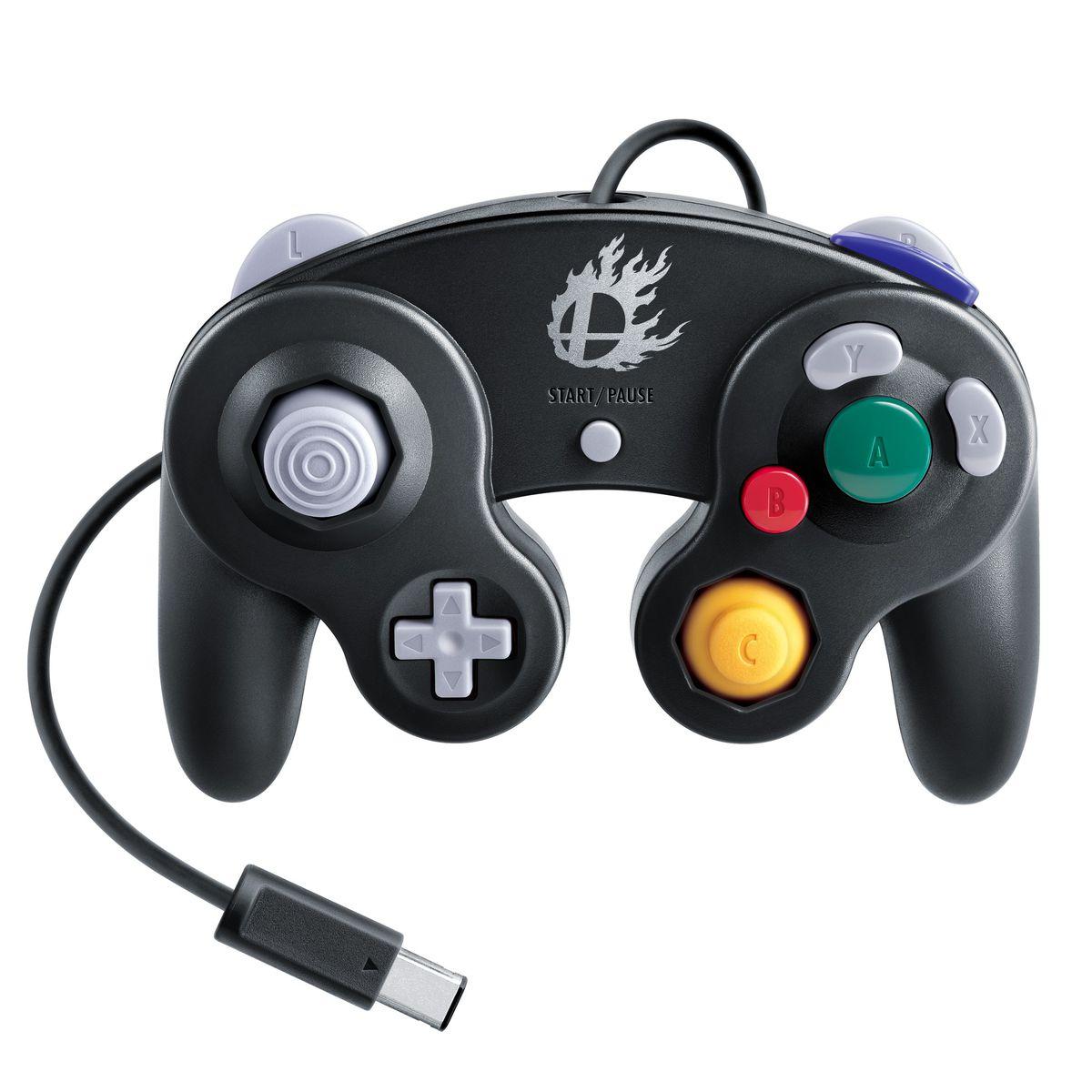 Gamecube Controller Smash Bros Edition (Wii U) ...