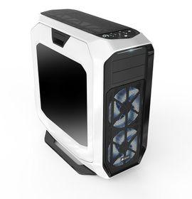 Corsair Graphite Series 780T ATX Case - White, Wind