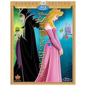 Sleeping Beauty Diamond Edition (Region A Import Blu-ray)