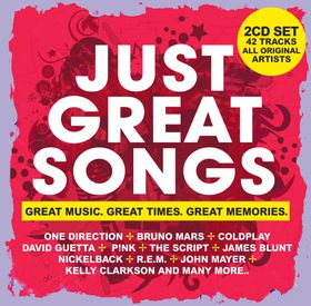 Just Great Songs - Various (CD)