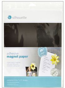 Silhouette CAMEO Adhesive Magnet Paper