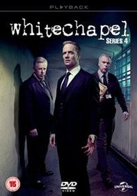 Whitechapel: Series 4 (Import DVD)