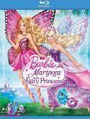 Barbie Mariposa And The Fairy Princess (Blu-ray)