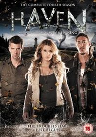 Haven Season 4 (Import DVD)