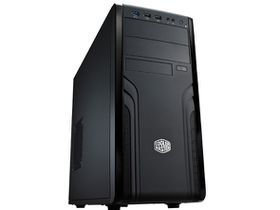 Coolermaster Force 500 ATX Chassis No PSU - Black