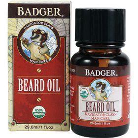Badger Beard Oil