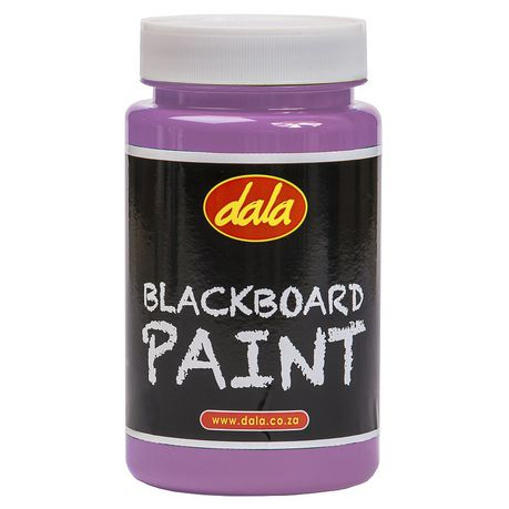 Dala Blackboard Paint 250ml - Light Pink | Buy Online in
