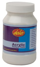 Dala Acrylic Texture Paste - 500ml