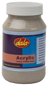 Dala Acrylic Coarse Texture Paste - 500ml