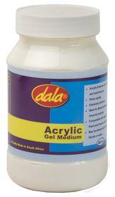 Dala Acrylic Gel Medium - 500ml