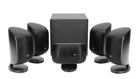 Bowers and Wilkins MT-50 Speaker Package - Black