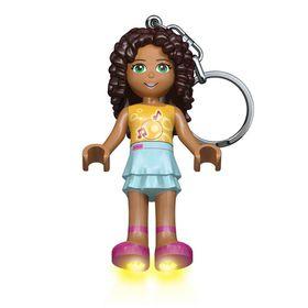 LEGO Friends - Andrea Key Chain Light