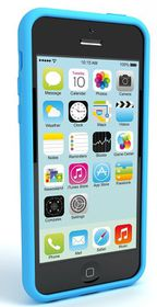 Wallee iPhone 5C Case - Blue