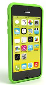 Wallee iPhone 5C Case - Green
