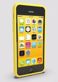 Wallee iPhone 5C Case - Yellow