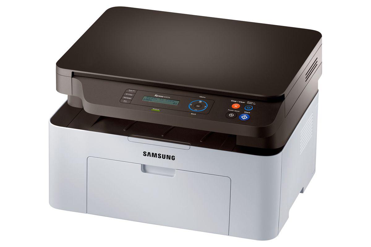 Скачать драйвер на принтер xpress m2070