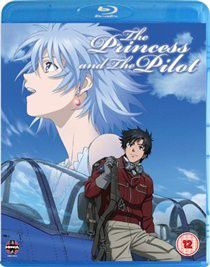 The Princess and the Pilot (Import Blu-ray)