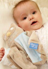 The Gro Company - Comforter - Oliver Owl - Boys