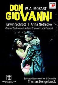 Don Giovanni: Balthasar-Neumann (Hengelbrock) (Import DVD)