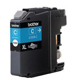 Brother LC535XL-C Cyan Ink Cartridge