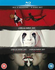 American Horror Story: Seasons 1-3 (Import Blu-ray)