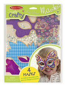 Melissa & Doug Simply Crafty - Marvellous Masks