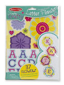Melissa & Doug Simply Crafty - Personalised Petals
