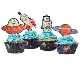 Ginger Ray - Cupcake Kit - Pack Of 70