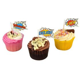 Ginger Ray - Cupcake Sticks Pack Of 20
