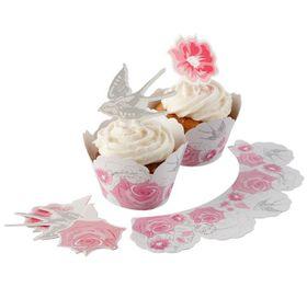 Ginger Ray - Cupcake Kit - Pack Of 10