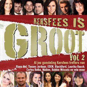 Kersfees Is Groot Vol. 2 - Various Artists (CD)