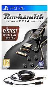 Rocksmith Software 2014 (PS4)